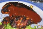 Canadian Pacific Rim Chicken With Wild West Sauce Appetizer