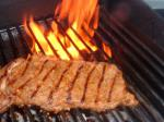 American Marinated Grilled London Broil Dinner