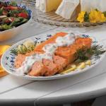 American Salmon Loaf 19 Appetizer