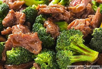 Chinese Beef with Broccoli 1 Dinner