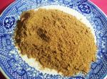 French North African Ras El Hanout Spice Mix Appetizer