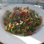 Canadian Salad of Cabbage Kale to Chick Peas Appetizer