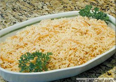 Armenian Rice Noodle Pilaf Dinner