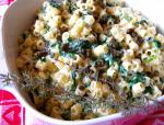 Canadian Rachael Rays Creamy Pasta With Spinach and Fried Capers Dinner