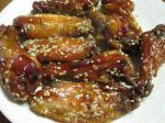 Chinese Sesame Chicken Wings 10 Dinner