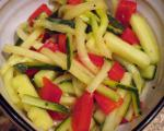 American Asian Cucumber Salad 2 Appetizer