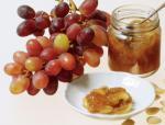 Weintraubenmarmelade Mit Nussen recipe