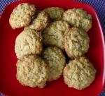 French Salted Oatmeal Cookies Dessert