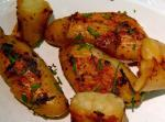 American Skillet Roasted Potatoes Appetizer