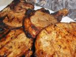 Mexican Grilled Margarita Pork Chops Dinner
