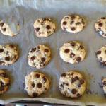American Chocolate Chip Cookies Without Egg Dessert