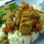 South African Beef Curry After Durbanart Breakfast