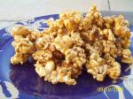 German The Clockmakers Caramel Coated Popcorn a Haunted Recipe Dessert