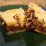 American Classic Blondies Dessert