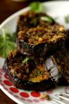 Indian South Indian Eggplant Curry Recipe Appetizer