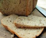 German Country Style Sourdough Rye Bread With Caraway Seeds recipe