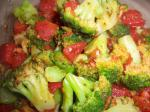 Italian Broccoli Marinara Appetizer