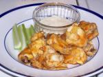 American Low Carb Buffalo Hot Wings Dinner