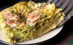 American Pesto and Pea Lasagna Recipe Dinner