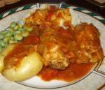 Italian Tasty Italian Chicken Bake Dinner