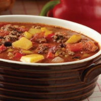Ecuadorian Chili Stew Soup