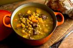 American Lamb Stew With Chickpeas and Butternut Squash Recipe Appetizer