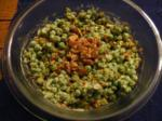 Arabic Curried Pea Salad 1 Appetizer