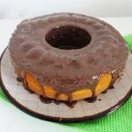 Bolo De Cenoura Com Cobertura brazilian Carrot Cake with Chocolate Casting recipe