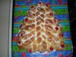 American Christmas Tree Bread 2 Appetizer