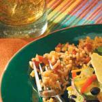 Spanish Spanish Rice with Cilantro Appetizer