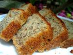 American Asian Banana Cake Appetizer