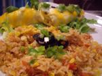 Mexican Southwestern Rice Pilaf Dinner