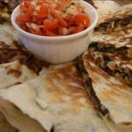 American Black-bean Quesadillas BBQ Grill