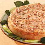American Almond Apple Cheesecake Dessert