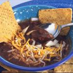 Texas Style Chili Con Carne recipe