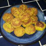 American Falafel basic Recipe Appetizer
