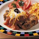American Taco Meat Loaf Dinner