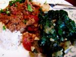 Cameroonian Greens from Cameroon Appetizer
