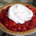 Shoneys Strawberry Pie recipe