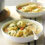 American The Best Chicken and Dumplings Appetizer