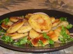 American Buttered Fried Parsnips 3 Appetizer