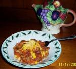 American Chili Macaroni and Cheese 1 Appetizer