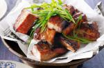 Chinese Sticky Char Siu Spare Ribs Recipe Appetizer