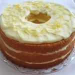 Italian Lemon Chiffon Cake Recipe Drink
