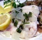 American Poached Fish 2 Dinner