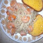 Canadian Shrimp Sauteed with White Wine 2 Alcohol