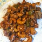 Chinese Cashew Chicken 12 BBQ Grill