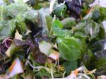 American Sundays Healthy vitamin A Salad for Energy Appetizer