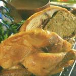 Dutch Chicken Stuffed with Liver Appetizer