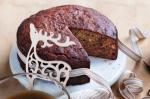 American Sticky Date Pudding With Coconut Toffee Sauce Recipe Dessert